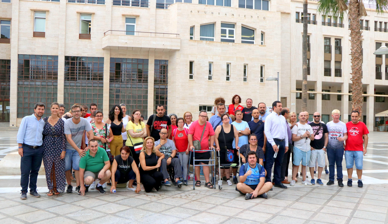 El Ayuntamiento se suma a la Semana Europea de la Movilidad con una ruta sensitiva sin barreras a las capacidades