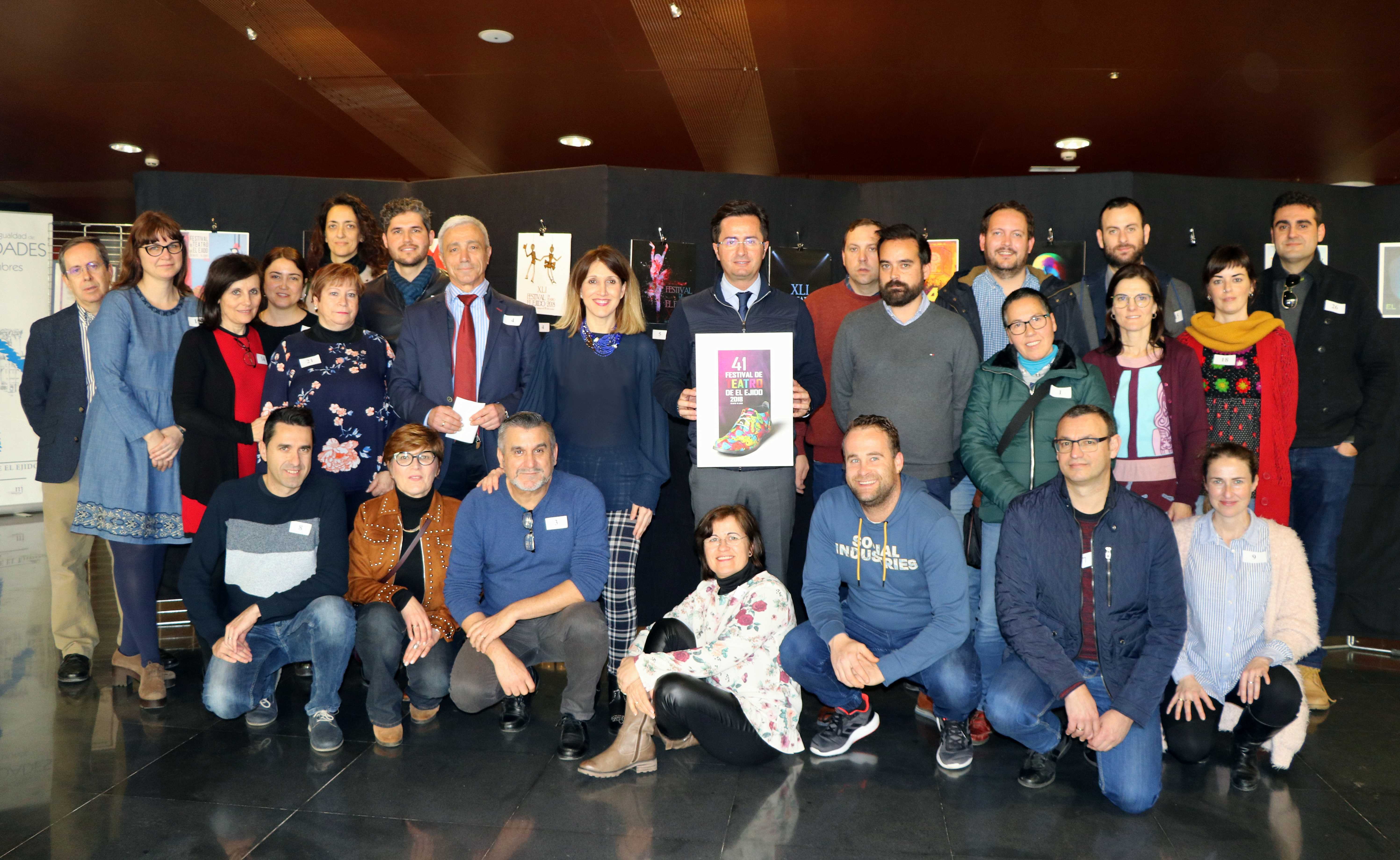 Cultura avanza las Bases para el concurso del diseño del cartel que publicitará la imagen de la 43 edición del Festival de Teatro