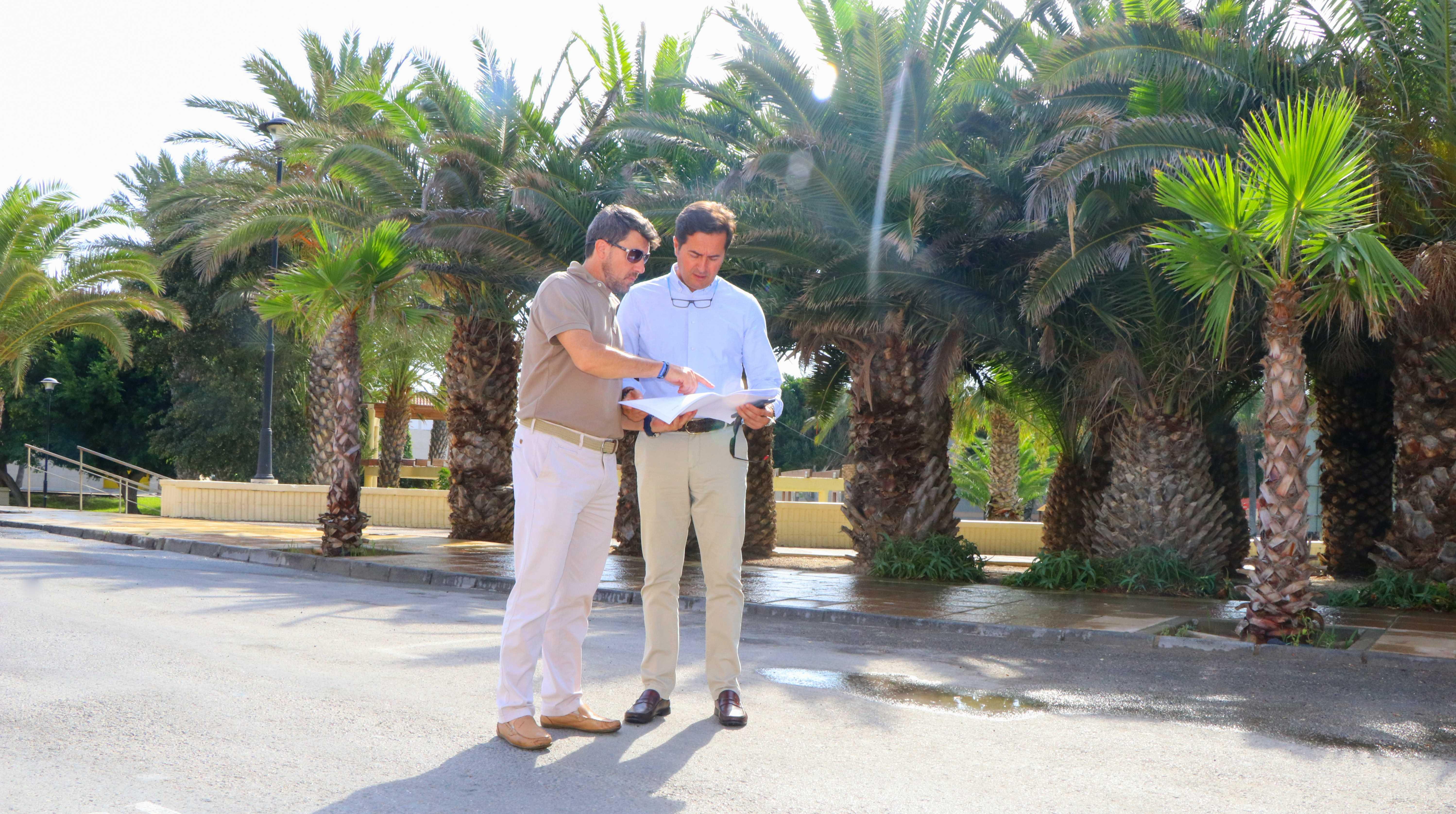 El gobierno local ya trabaja en la tercera fase del Plan Municipal de Regeneración y Pavimentación de Viales con una inversión de 600.000 euros