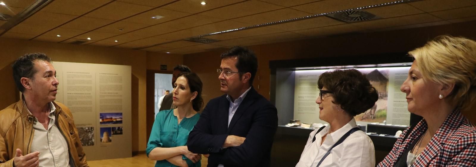 El Ayuntamiento logra la inscripción de la Colección Museográfica de El Ejido en el Registro de Andalucía con el fin de promocionar el patrimonio histórico de la ciudad