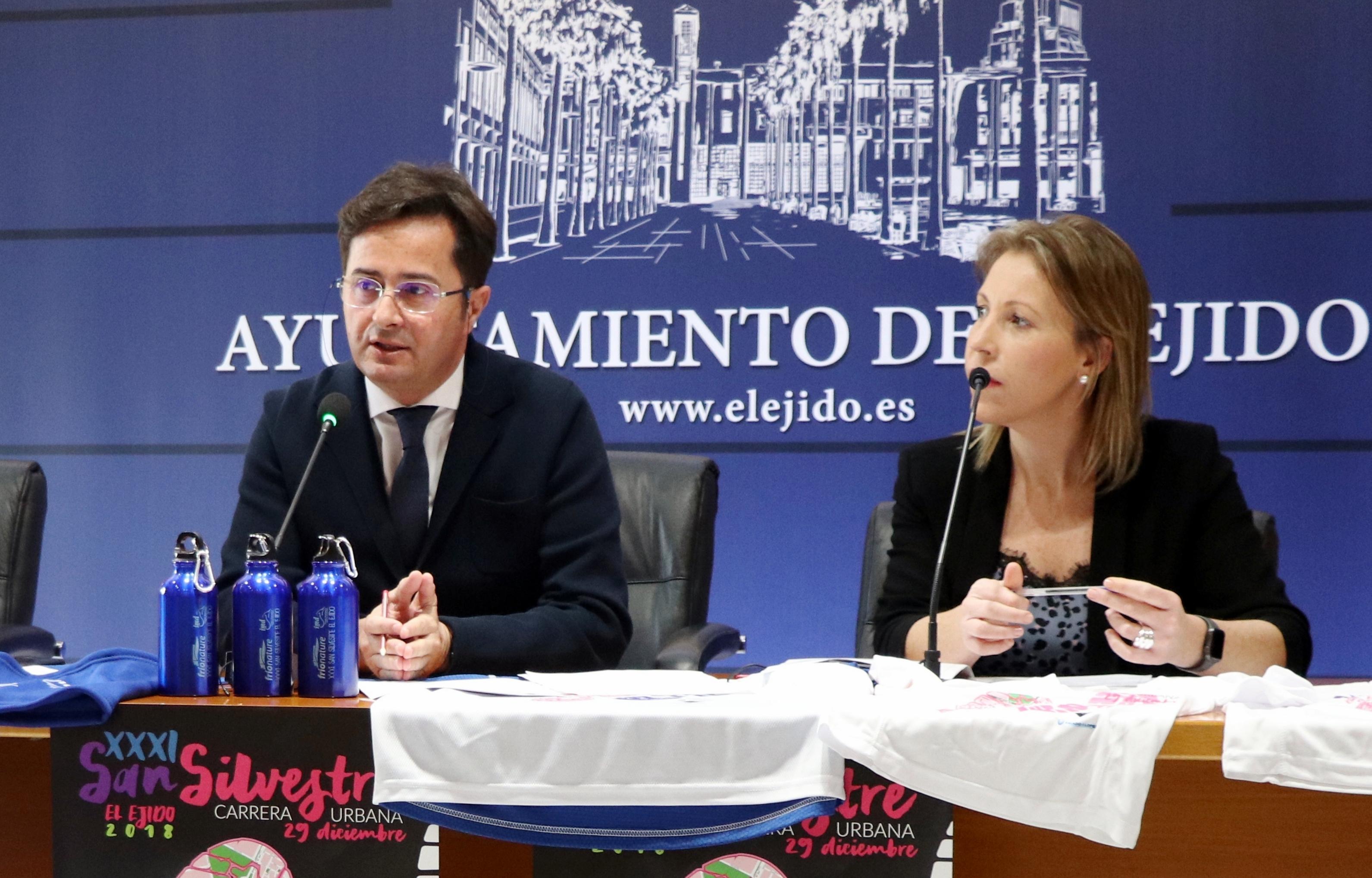 La Junta de Gobierno da luz verde a la convocatoria de patrocinio para la XXXII edición de la Carrera San Silvestre que se celebrará el 28 de diciembre