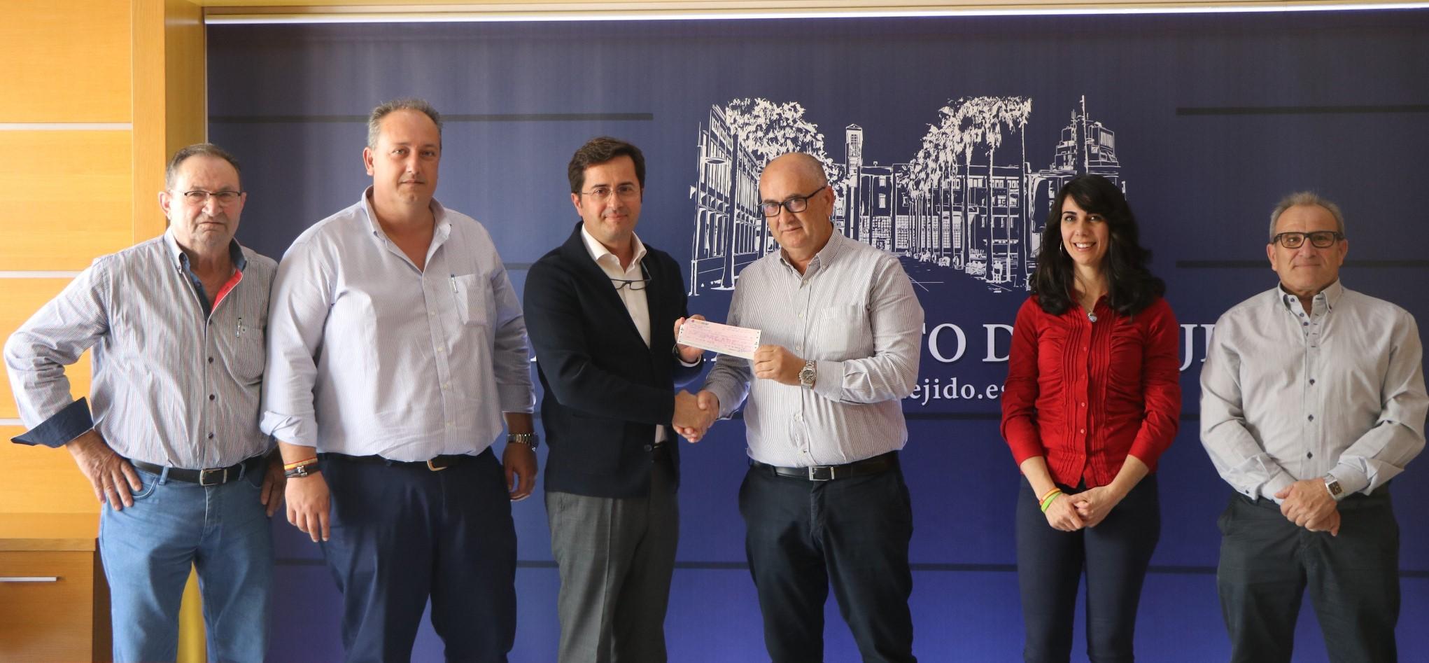 El Ayuntamiento y la cooperativa Campoejido ratifican su colaboración público-privada en materia de igualdad de género