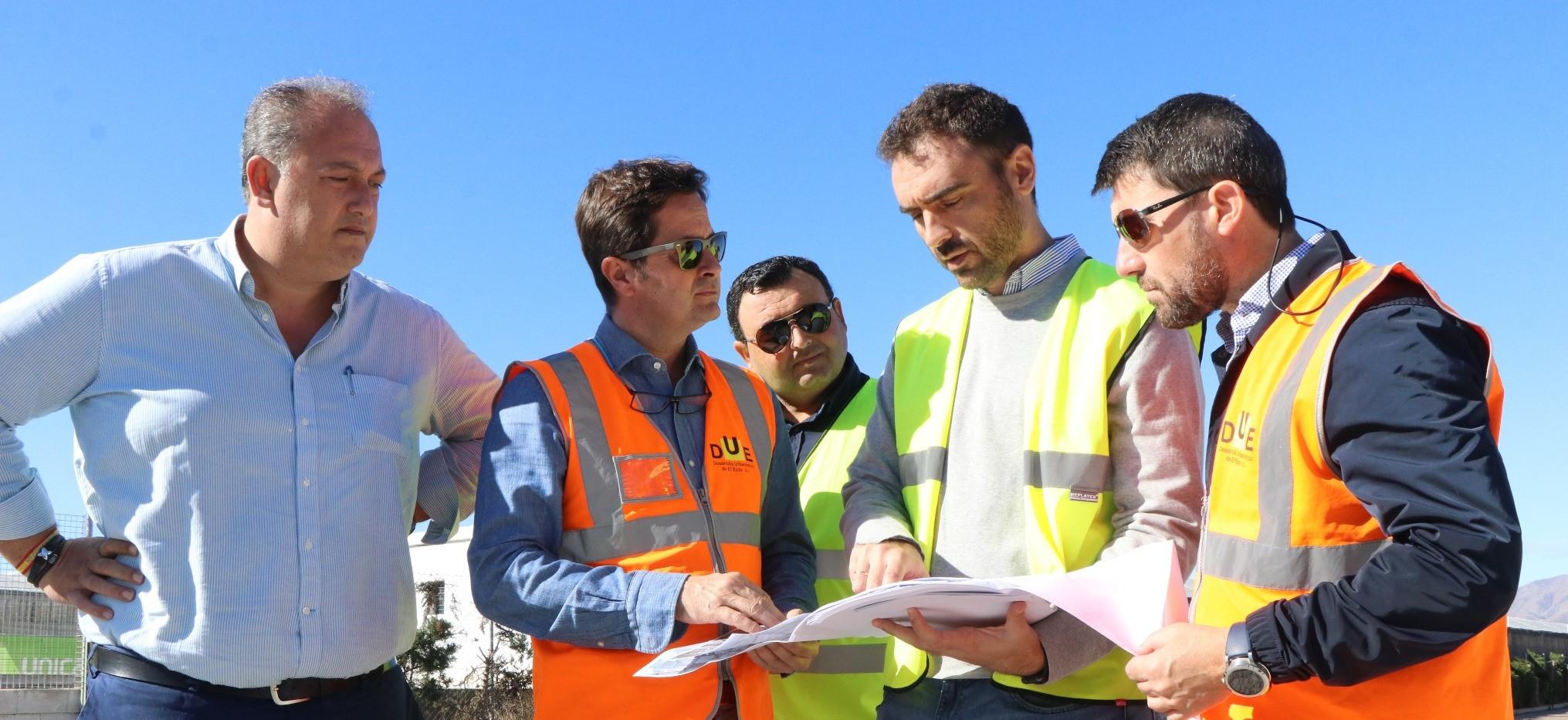 Arrancan las obras de rehabilitación estructural del Camino Aldenor que reforzarán el firme y mejorarán la seguridad vial