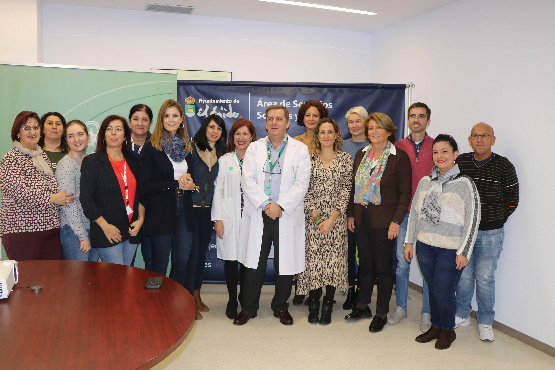 Ayuntamiento y Hospital conmemoran el Día Internacional del Voluntariado con una jornada informativa