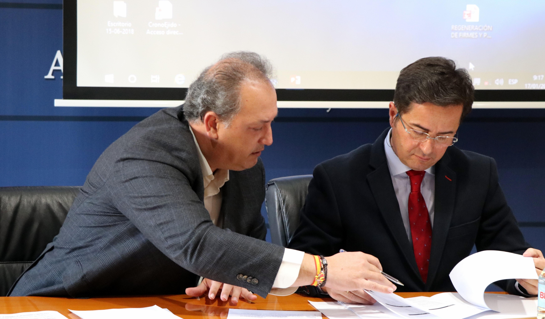 El gobierno local amplia el proyecto de remodelación de Ejido Centro a una II fase que, incluida en la EDUSI y cofinanciada al 80% por el FEDER, permitirá completar la totalidad de las calles Lobero e Iglesia