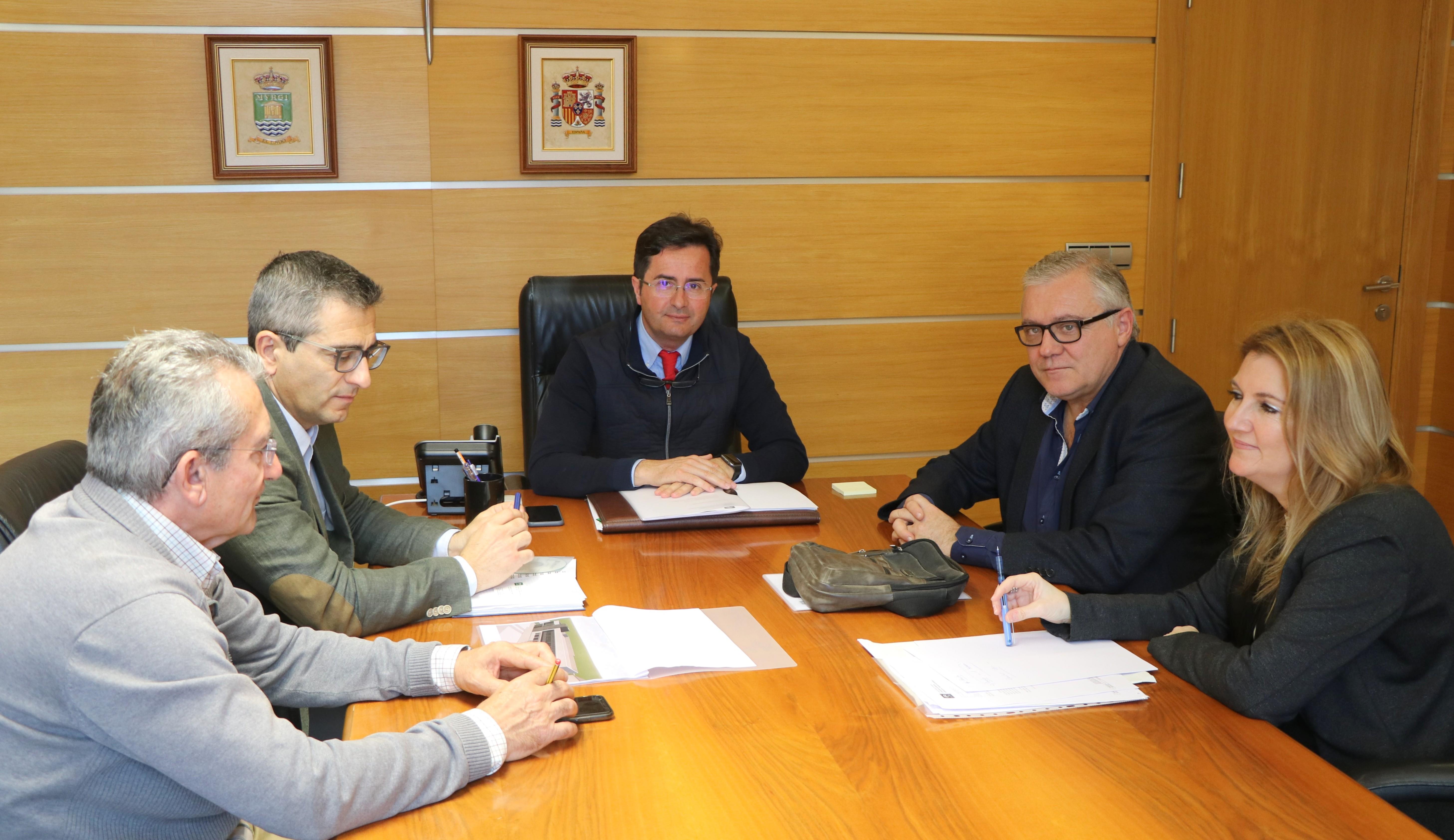 Ayuntamiento y SAE impulsan la construcción de un nuevo centro de empleo en El Ejido