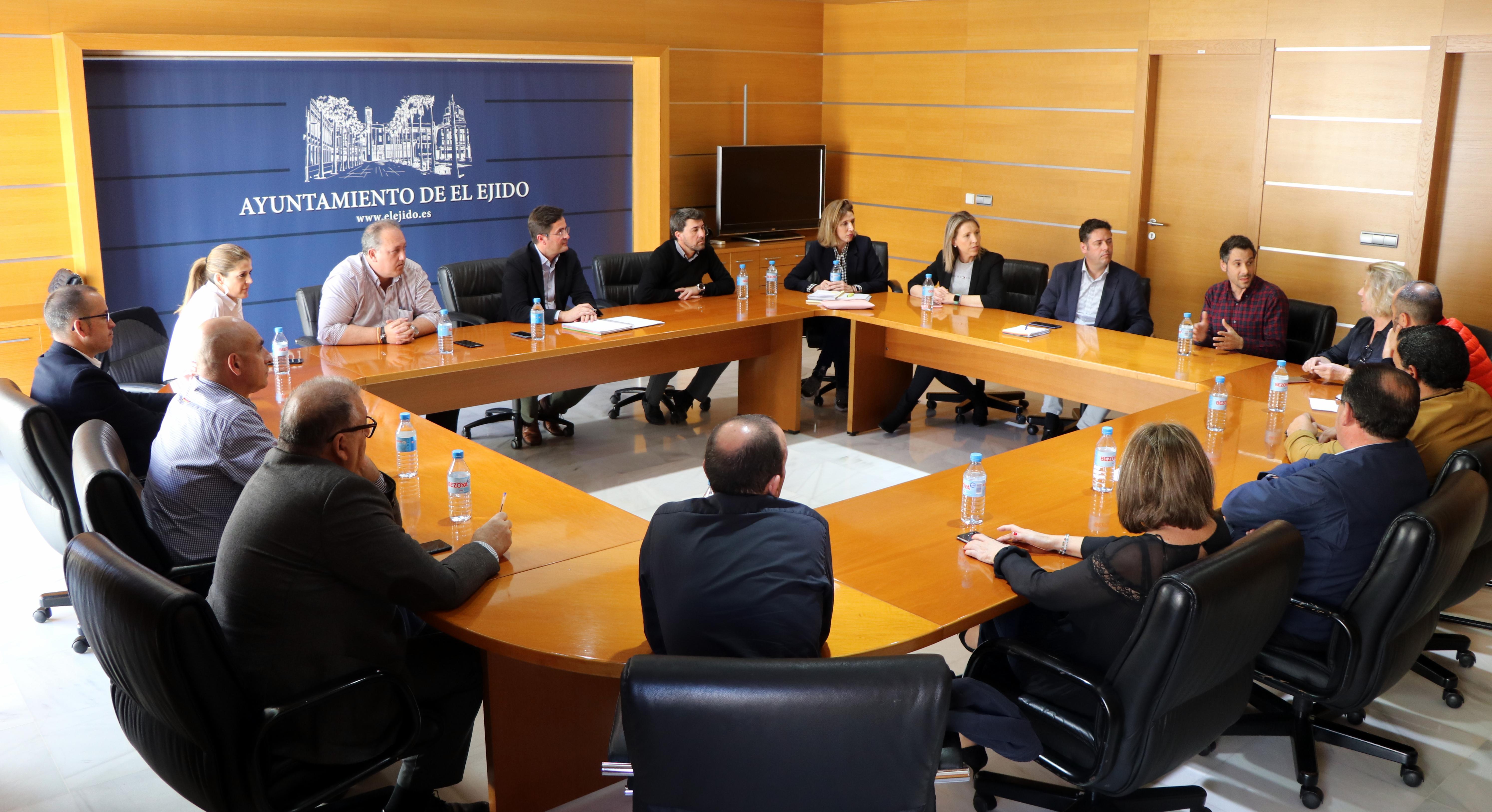 El Ayuntamiento de El Ejido aplaza las actividades multitudinarias y adopta medidas de prevención del COVID-19