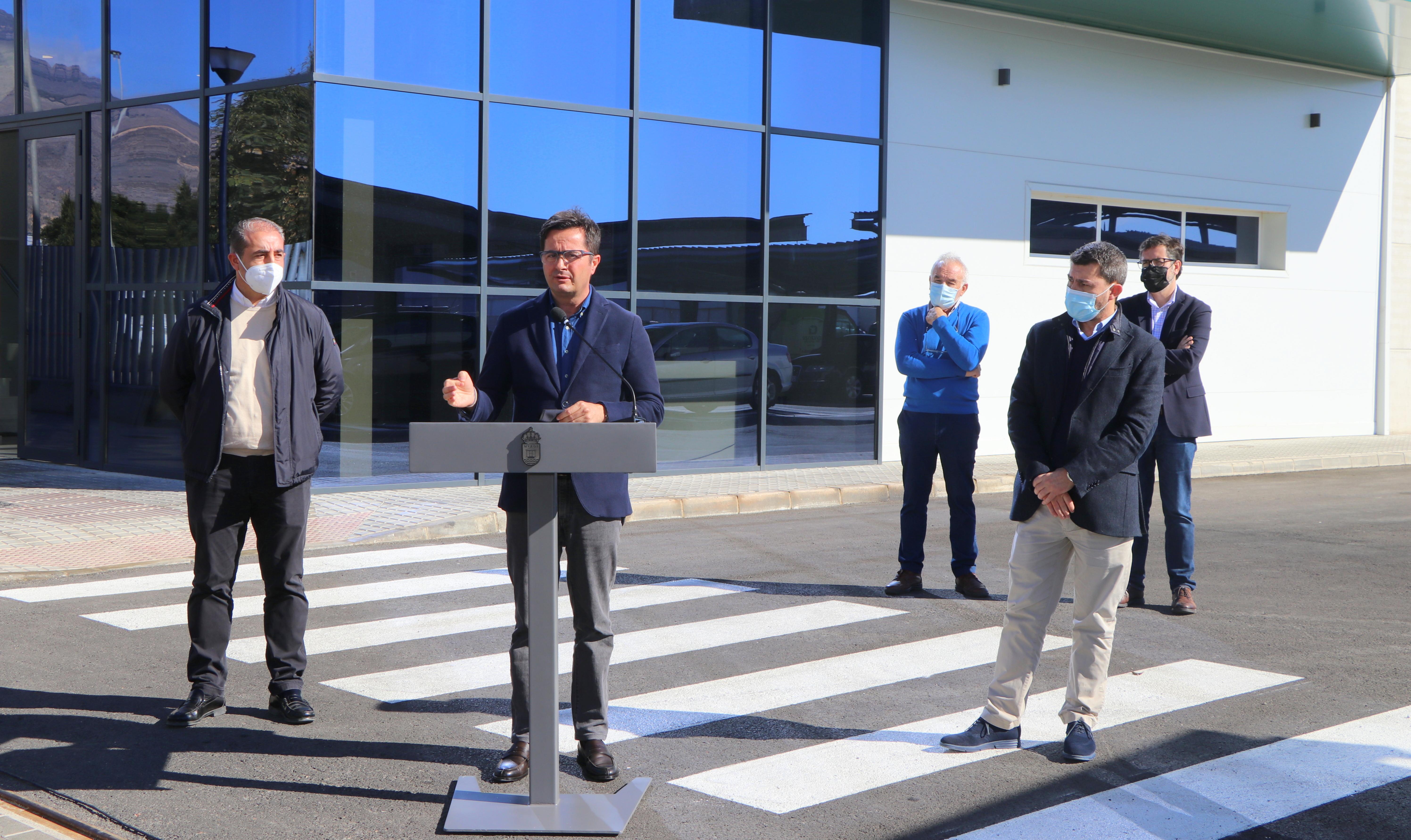 El Ejido cuenta por primera vez con unas instalaciones propias para un servicio tan fundamental para el gobierno municipal como el de Recogida de RSU y Limpieza