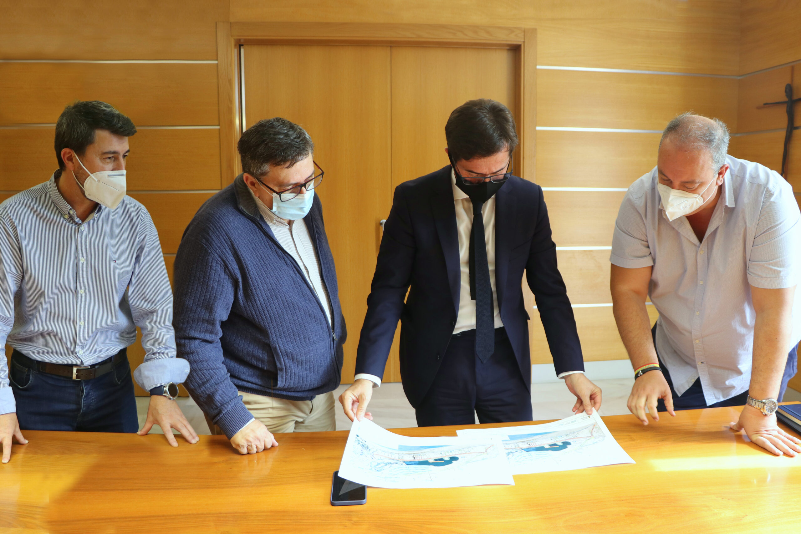Almerimar contará con un depósito de agua potable con capacidad para 3.000 m3 que supondrá una inversión cercana a 1.000.000 de euros