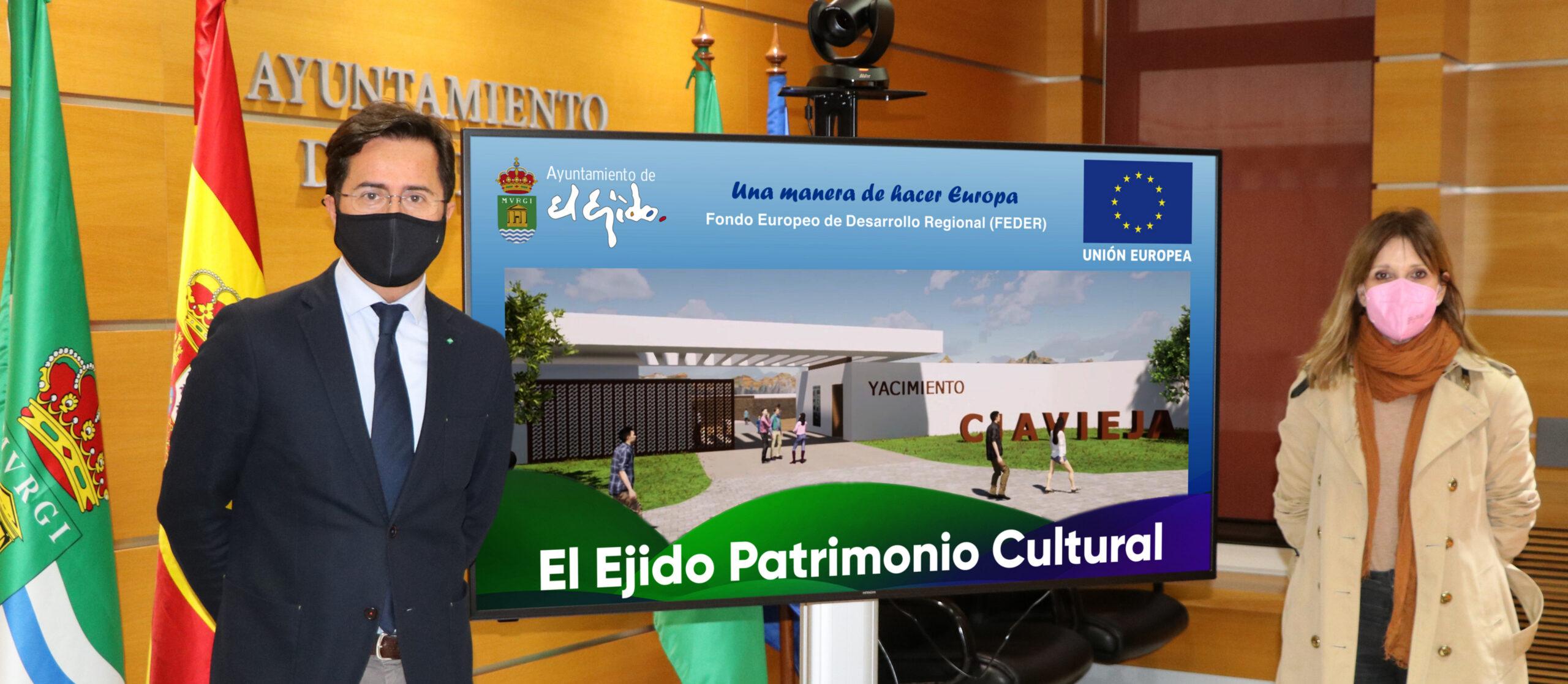 'El Ejido Patrimonio Cultural' se proyectará en pantallas digitales de la Plaza Callao y Gran Vía de Madrid durante toda la próxima semana