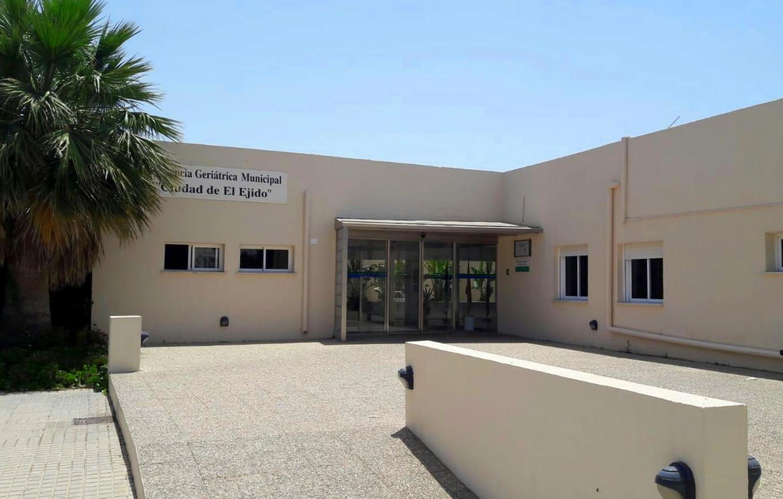 Luz verde a una nueva aportación de 400.000 euros para continuar con las medidas de prevención de la salud frente al COVID implementadas en la Residencia 'Ciudad de El Ejido'