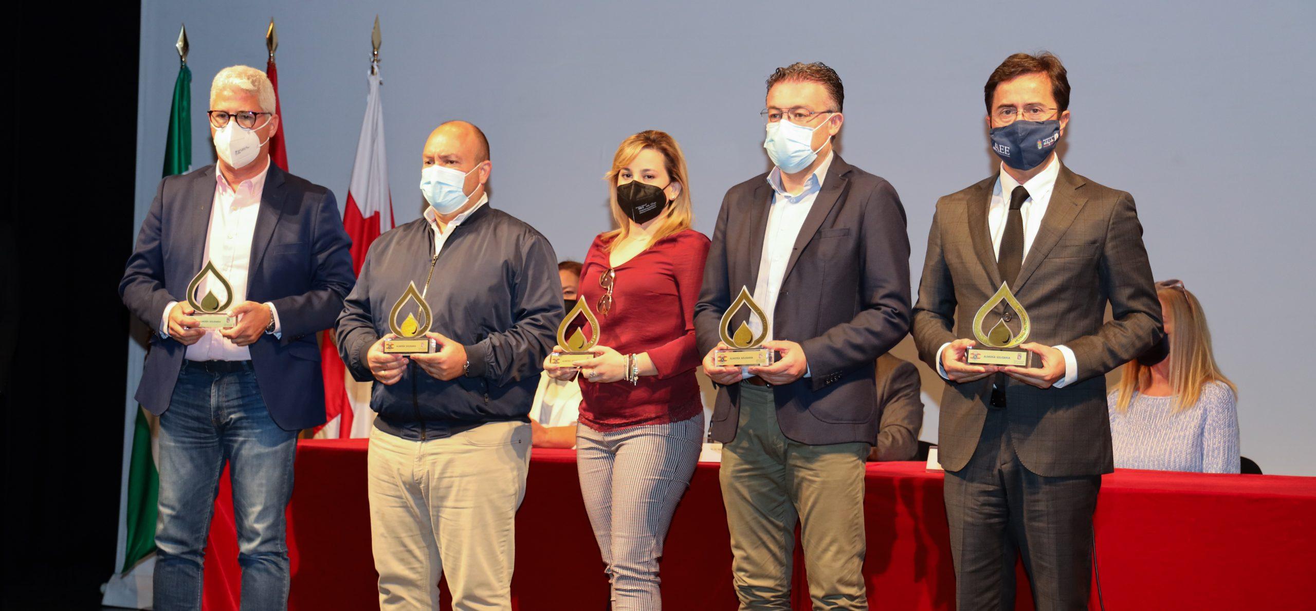 El Ejido presente en el 'I Congreso Almería Solidaria con las Víctimas del Terrorismo'
